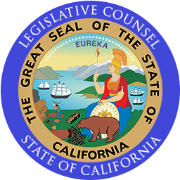 Legislative Counsel Seal